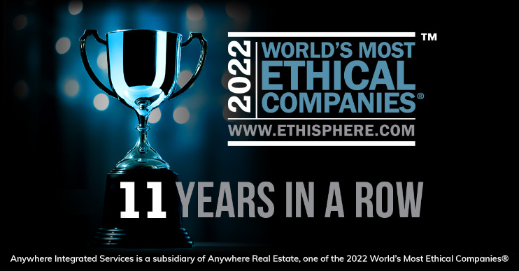 Ethicsphere's world's most ethical companies 8 years in a row
